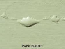 Fix Blistering Paint